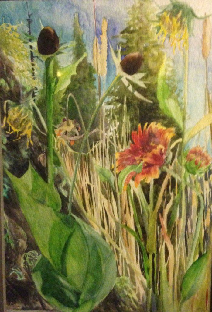 Wildflower Montage